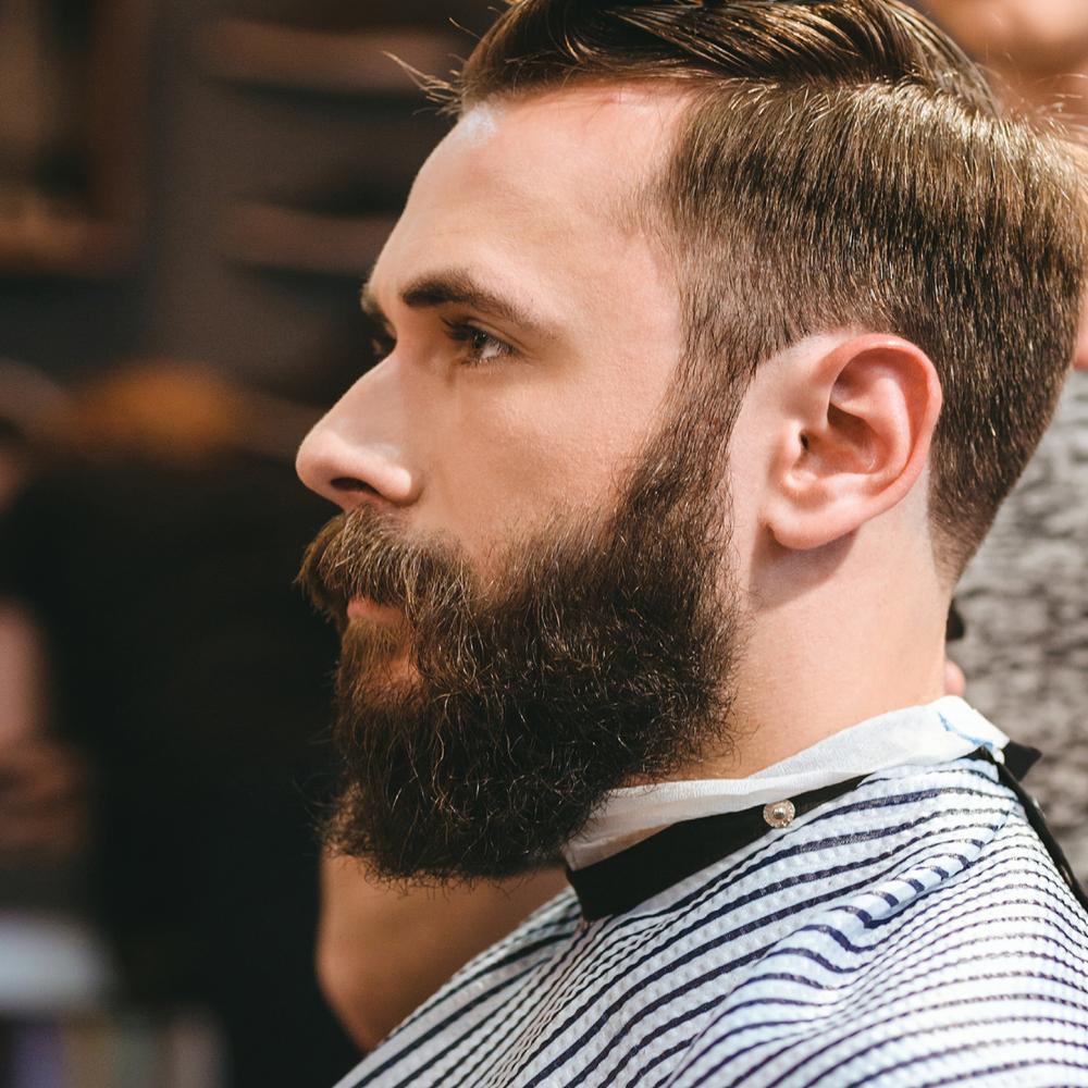 Trim Beard