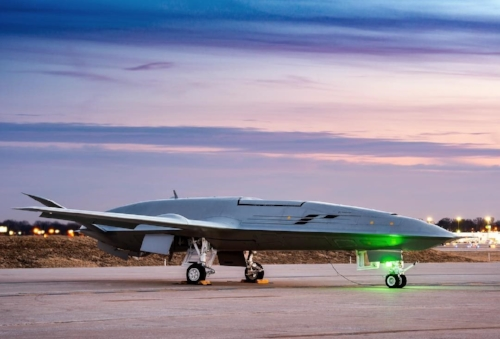 Boeing MQ-25 Stingray  Credit: Boeing