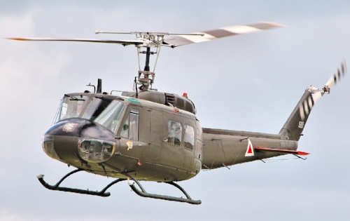 Bell UH-1  Credit: Bell Flight
