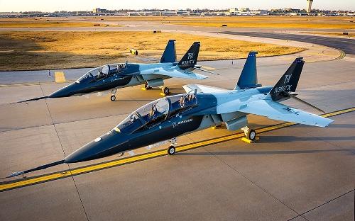 Boeing T-X  Credit: Boeing