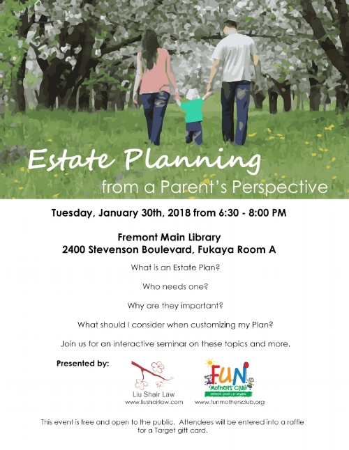 Estate Planning from a Parent's Perspective