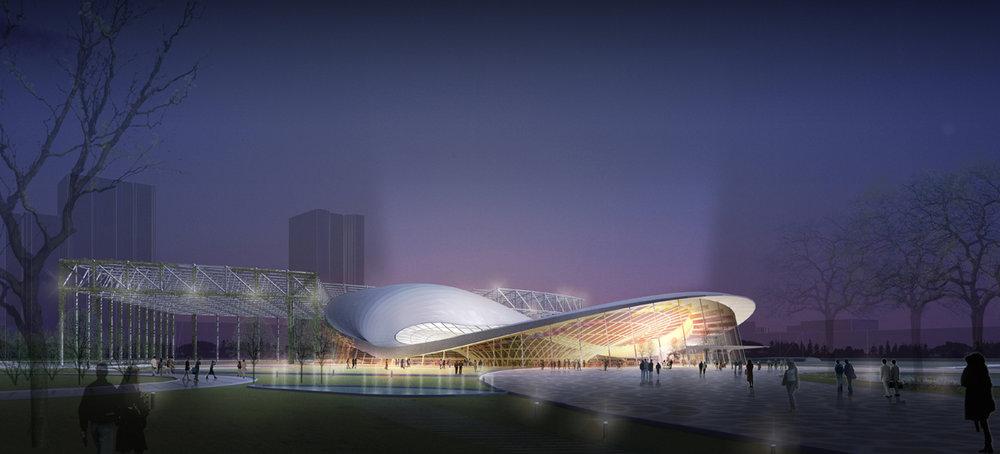 Shanghai Cultural Center