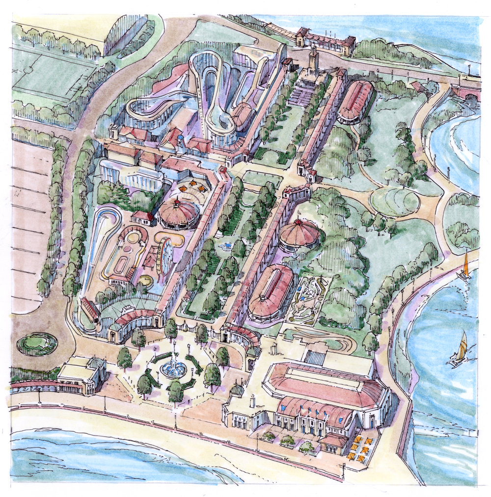 Sustainable Playland