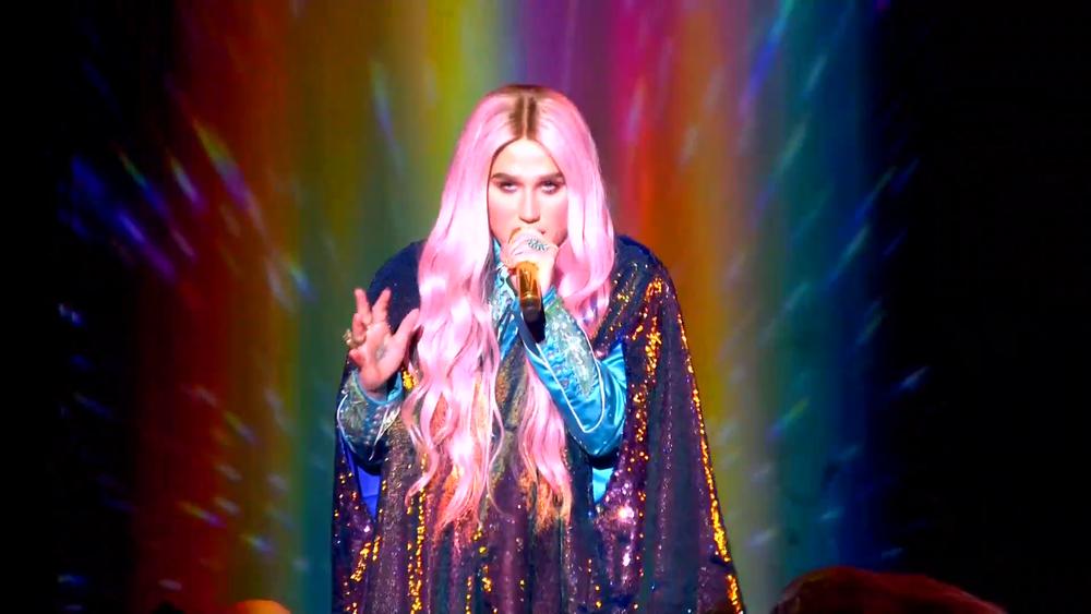 MTV EMAs 2017 - Stage Visuals for Kesha