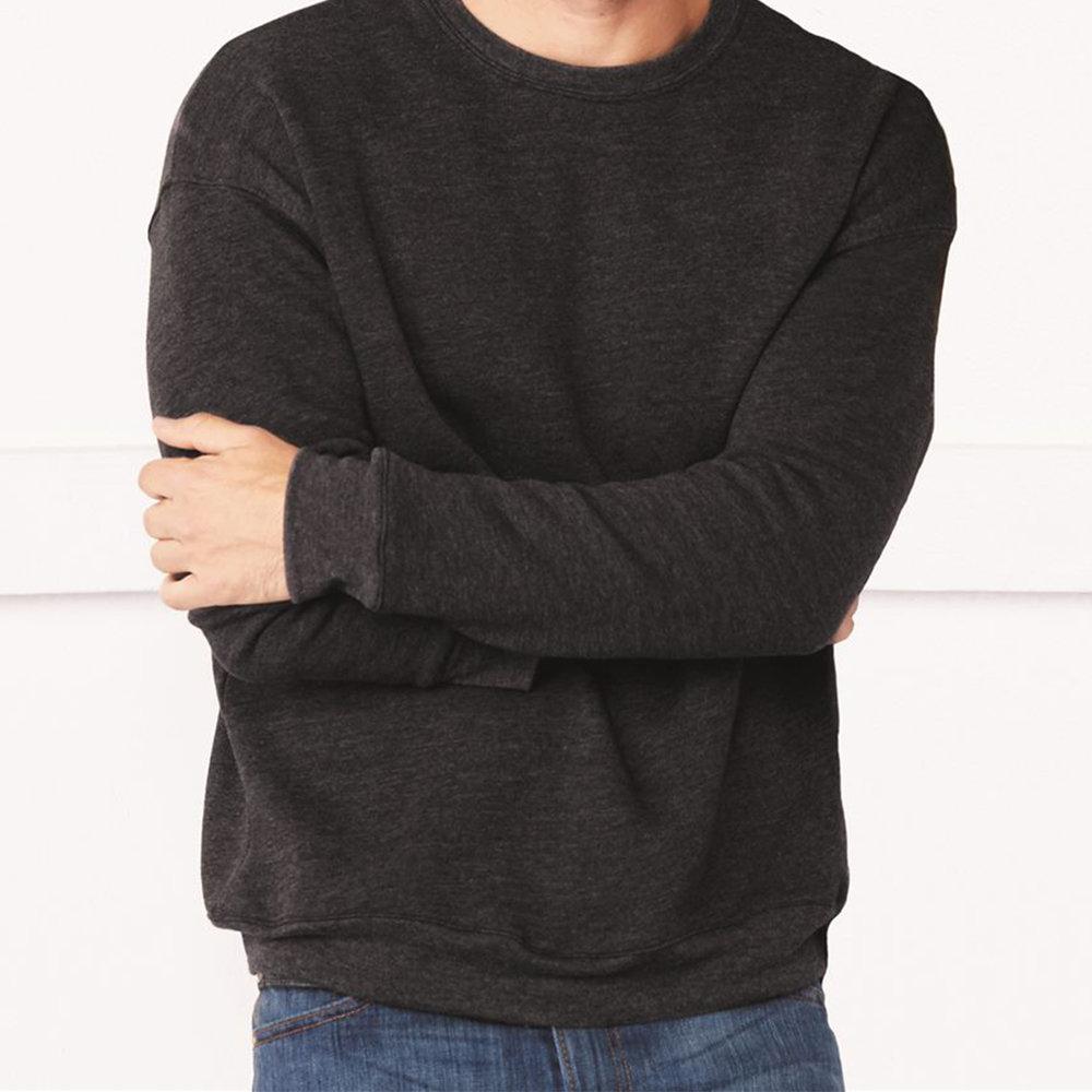 Unisex Drop Shoulder Sweatshirt