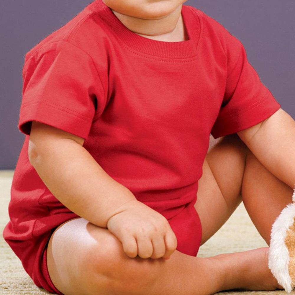 Infant Jersey Cotton Bodysuit