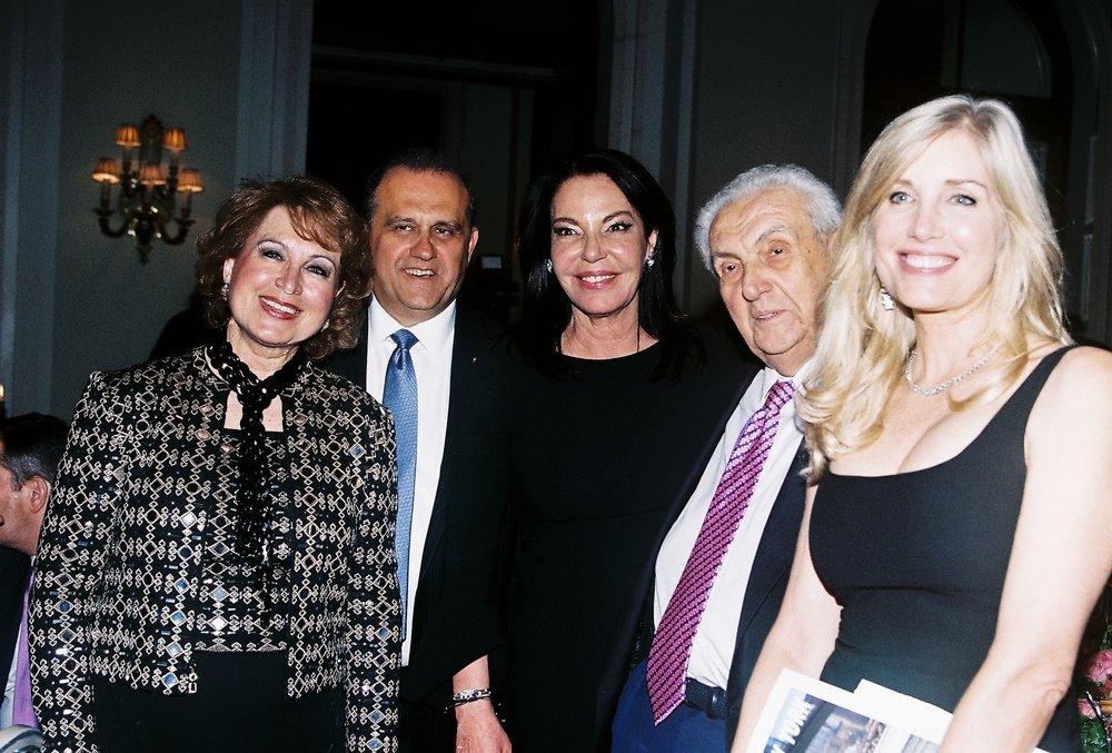 Olga Bornozi, Nick Larigakis, Katerina P. Panagopoulos, Dimitri Contominas, Laure Holcombe