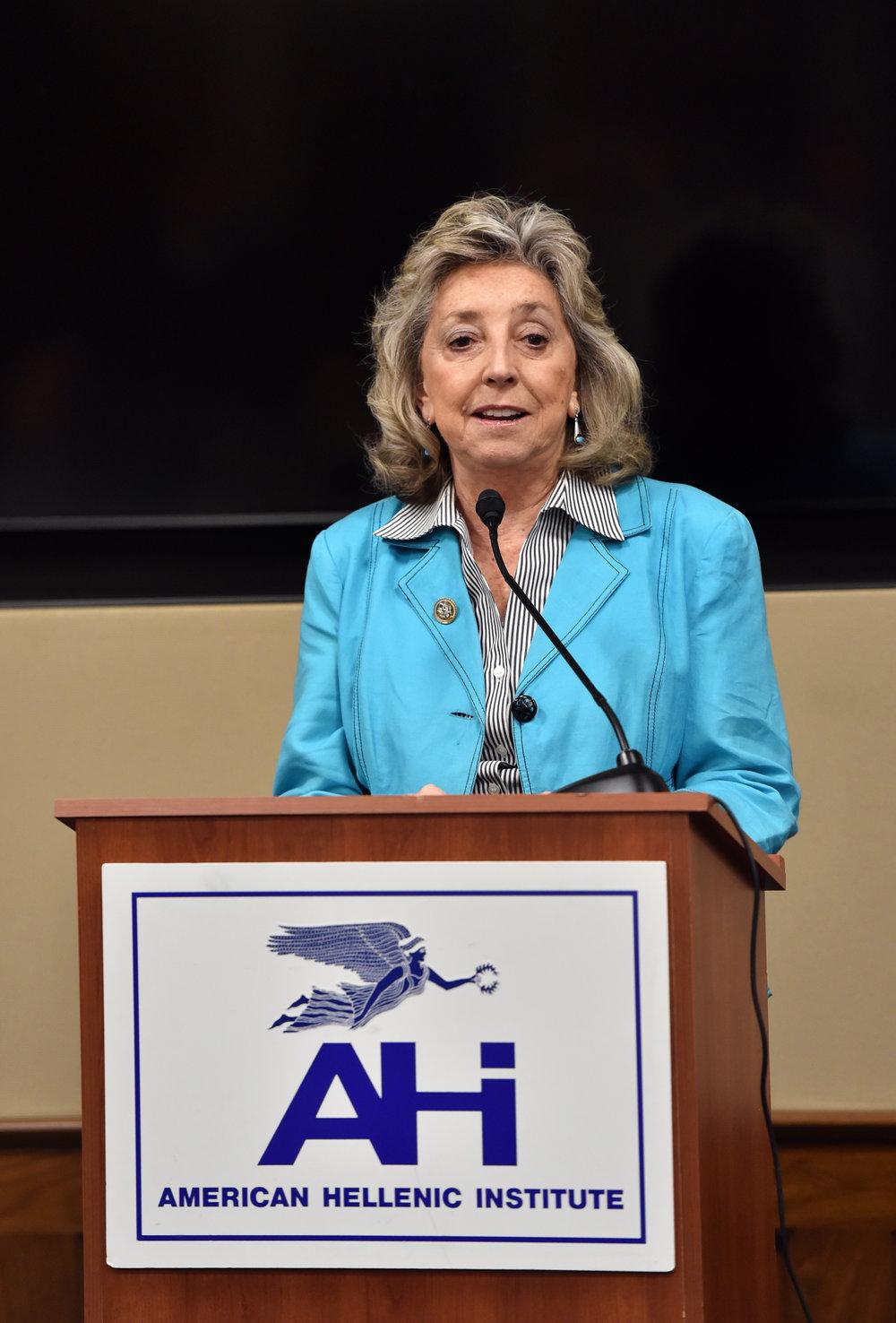 Congresswoman Dina Titus (D-NV).