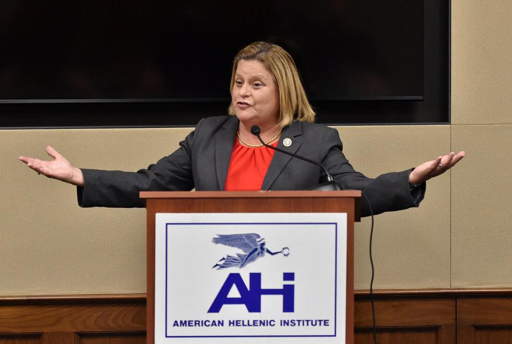 Congresswoman Ileana Ros-Lehtinen (R-FL).