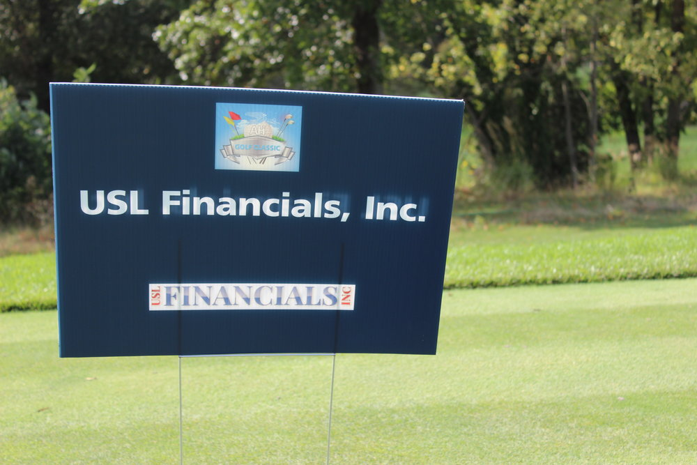 Hole Sponsor, USL Financials, Inc.