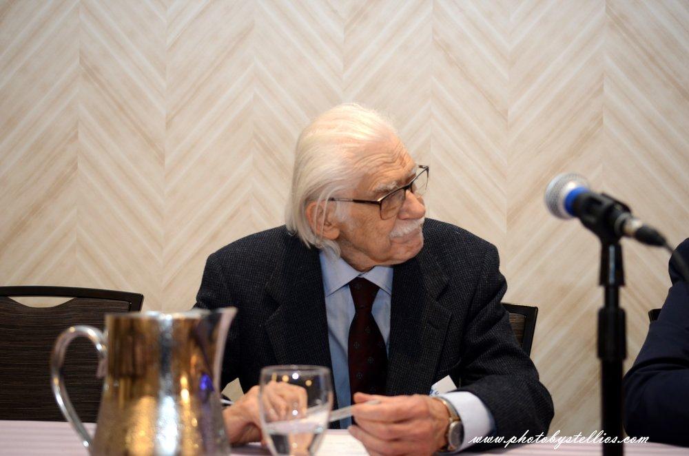 Dr. Dan Georgakas.