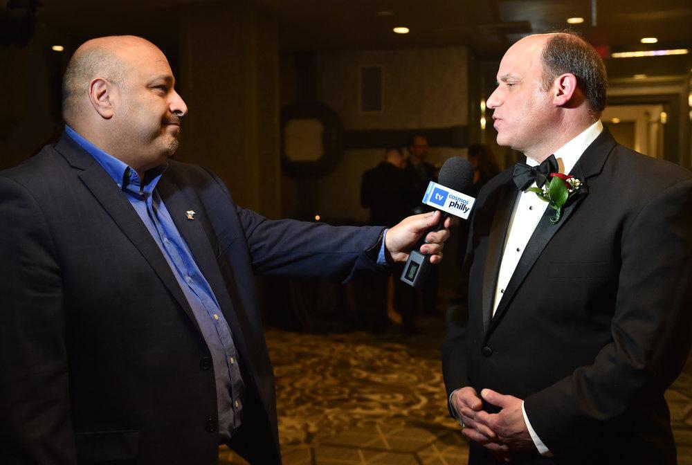 Cosmos Philly  interviews Tim Tassopoulos.