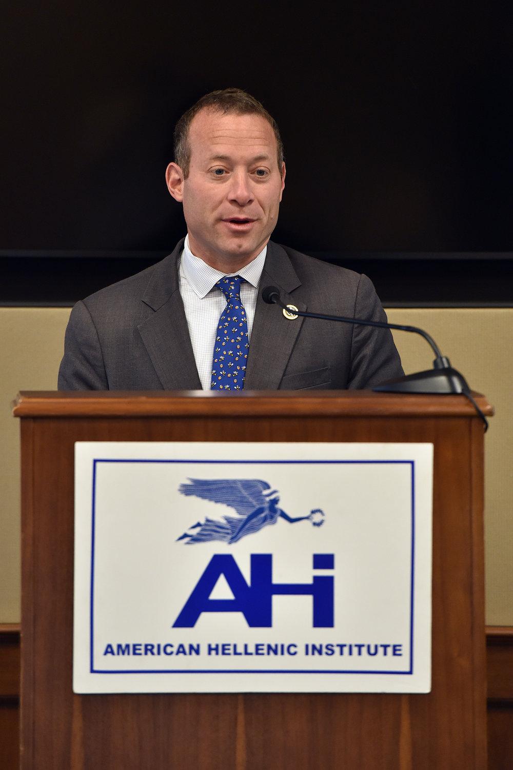 Rep. Josh Gottheimer (D-NJ)