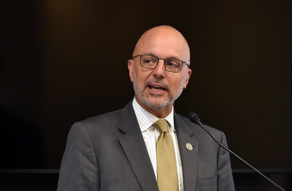 Congressman Ted Deutch, Co-Chair of Congressional Hellenic Israel Alliance (CHIA)