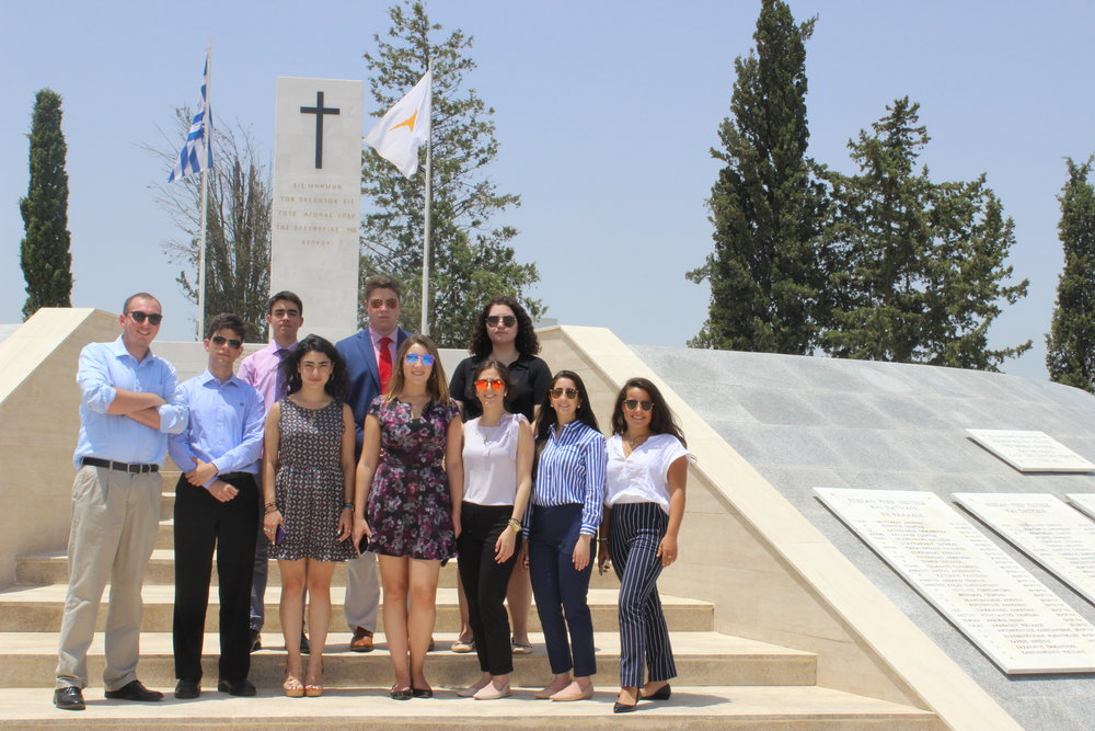 Visit to the Tomb of Makedonitissa.