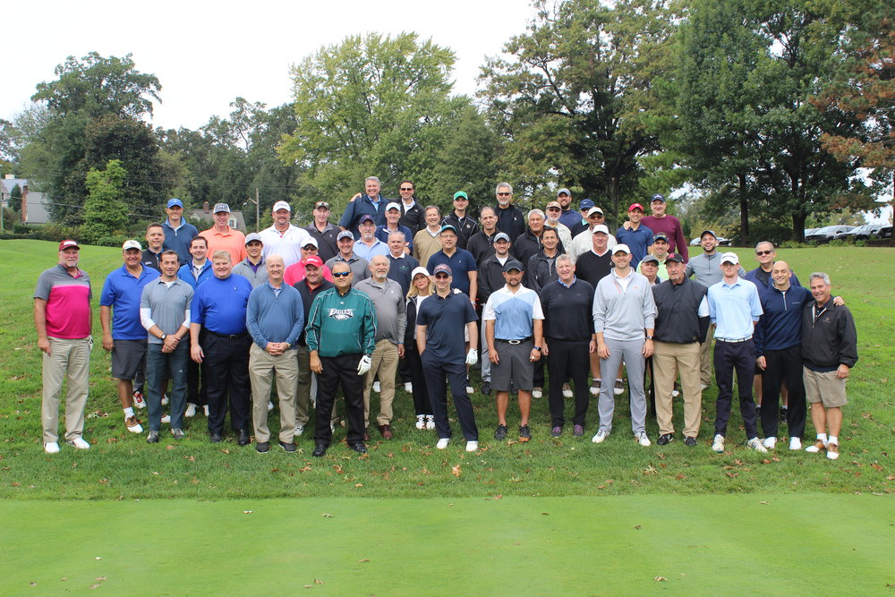 AHI 15th Annual Golf Classic participants.