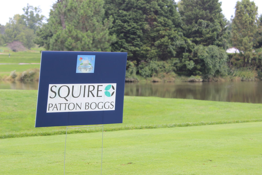 Squire, Patton, Boggs LLP, Hole Sponsor.