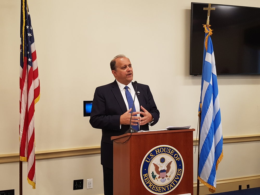 AHI President Nick Larigakis