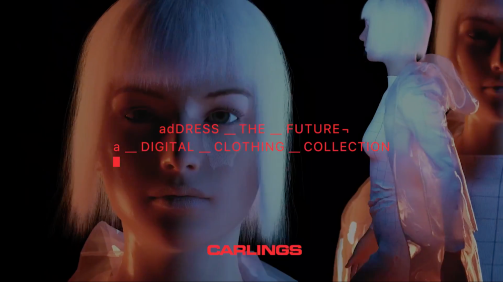 Digital Clothing Collection