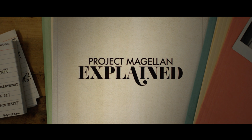 Project Magellan Explained - (Video)