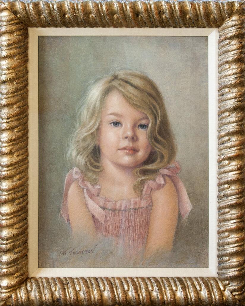 Custom Portraits by Pat Thompson