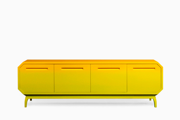 Mirtillo | Gradient Sideboard