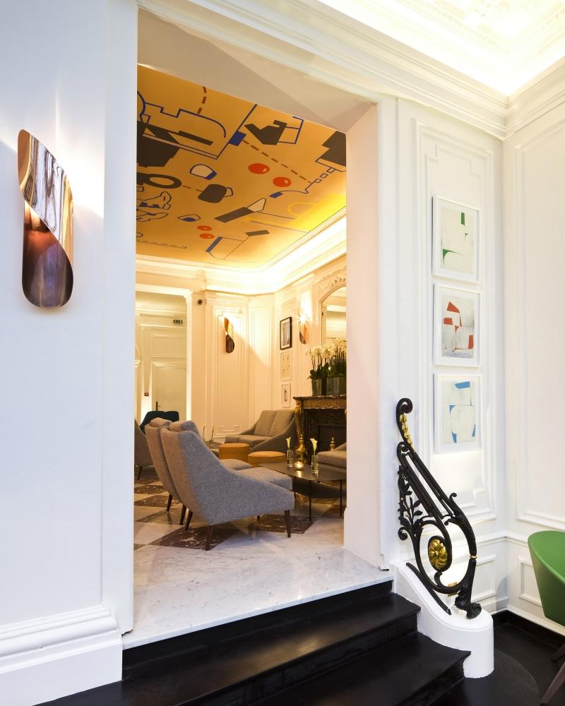 Hotel Vernet | Paris