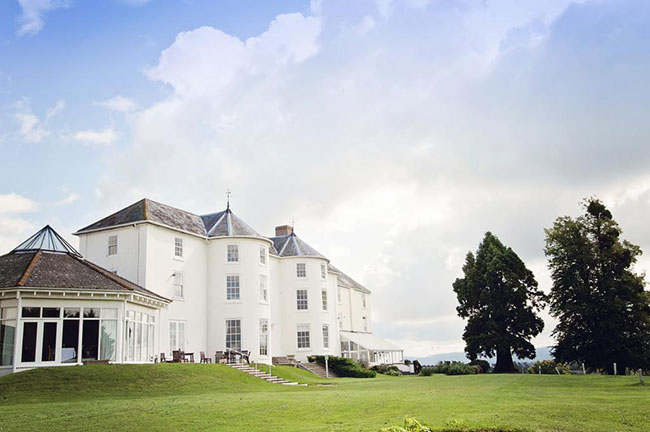 Tewkesbury Park Hotel - Gloucestershire, UK