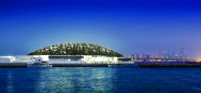 Photo: Mohamed Somji/Louvre Abu Dhabi/Courtesy of Ateliers Jean Nouvel