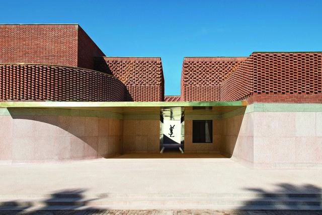 Photo: Nicolas Matheus/Courtesy of the Foundation Jardin Majorelle, Marrakech