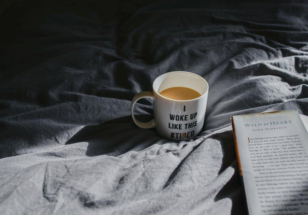 Woke up like this… #tired