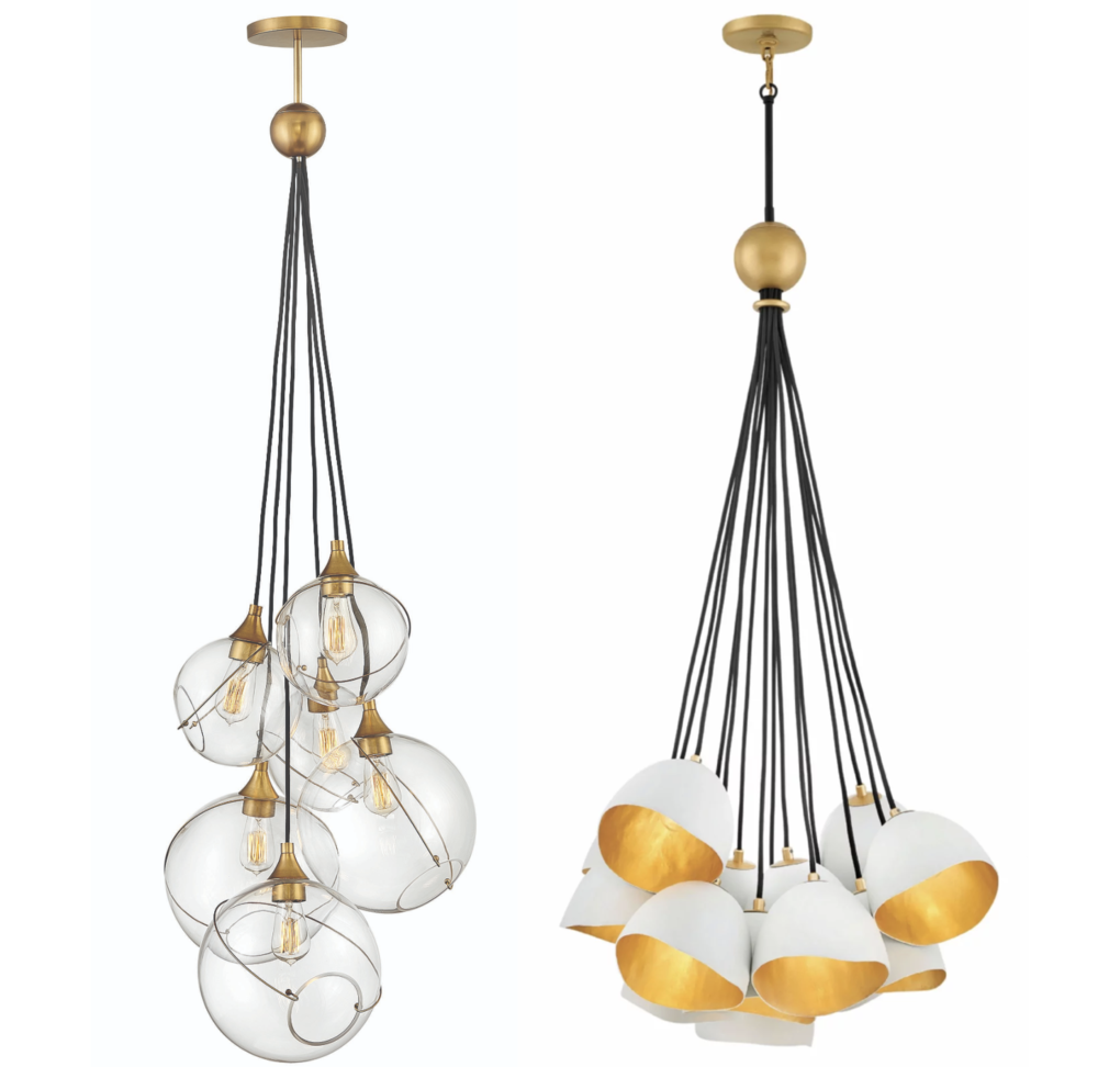 Lisa McDennon for Hinckley Lighting, debuting at Lightovation at Dallas Market Center