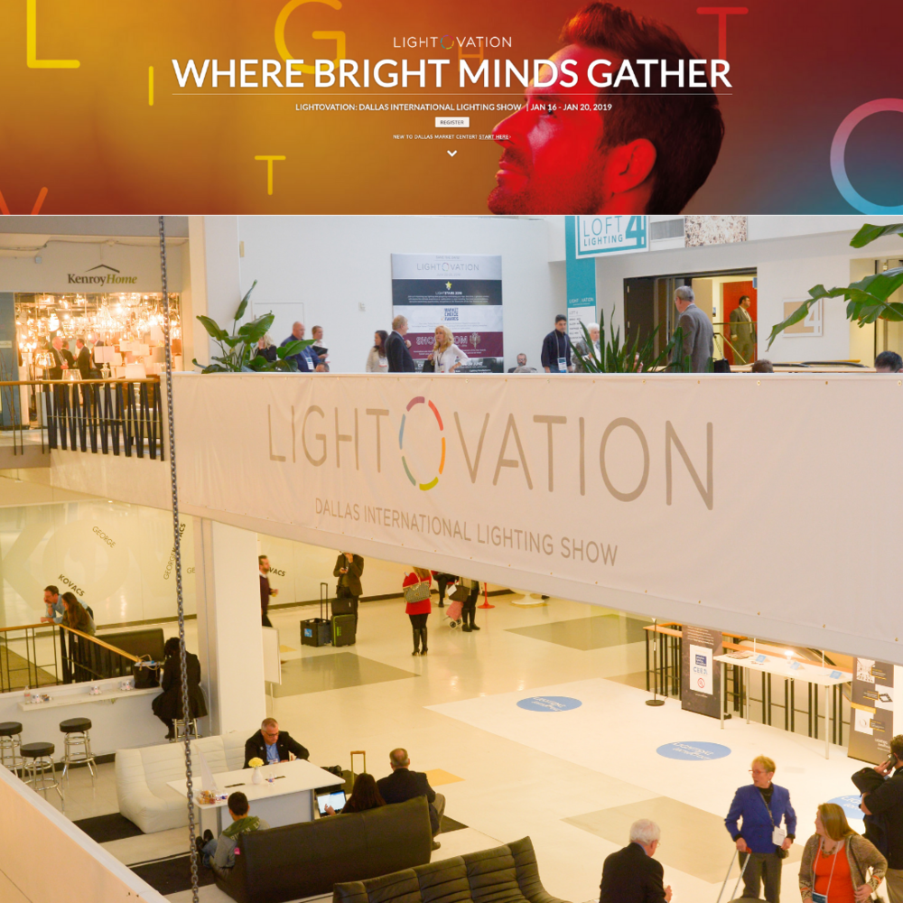 I also just LOVE the new tagline for LIGHTOVATION —> #wherebrightmindsgather. How brilliant is that?