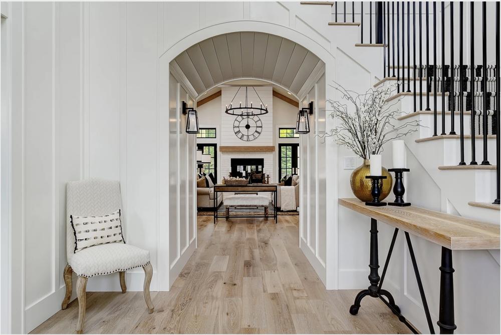 Best Entrancways, Design by Emily Williams Clark of Clark&Co.