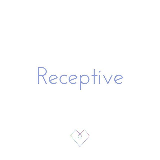 #Receptive 💞💦
