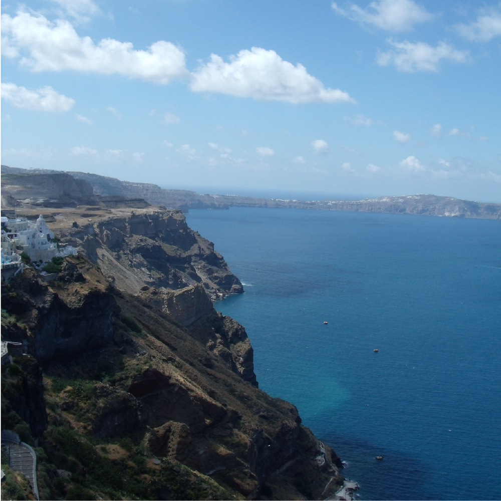 History, beaches, views... Greece is stunning