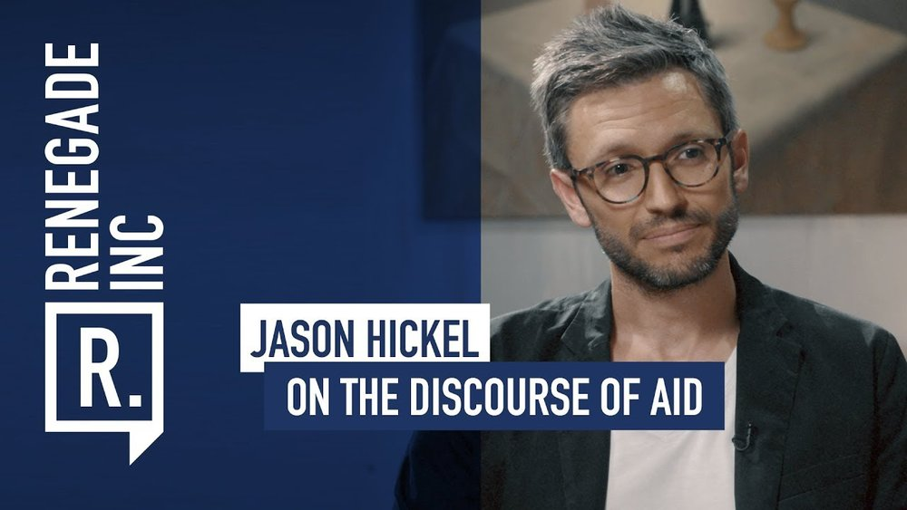 On the discourse of aid   Renegade Inc., with Ross Ashcroft