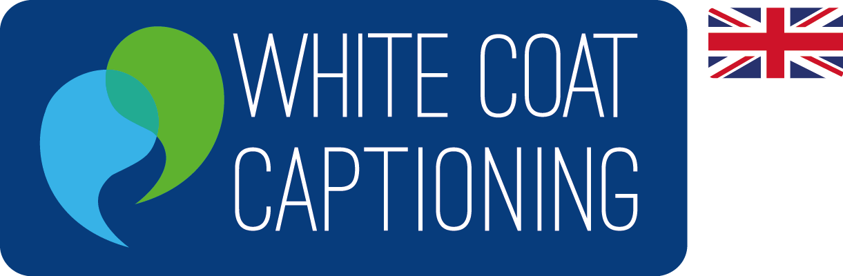 White Coat Captioning UK