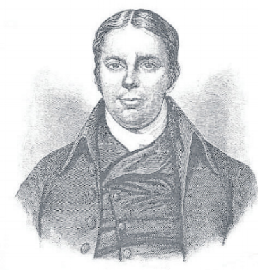 Andrew Fuller, a pastor, theologian, husband and father.