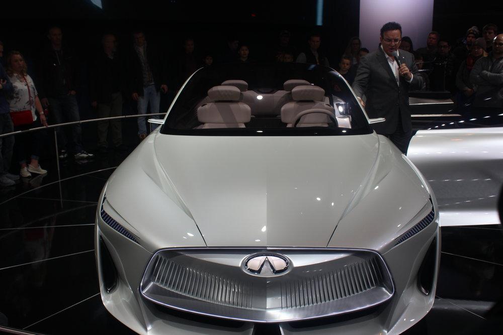 Concept Infiniti Car