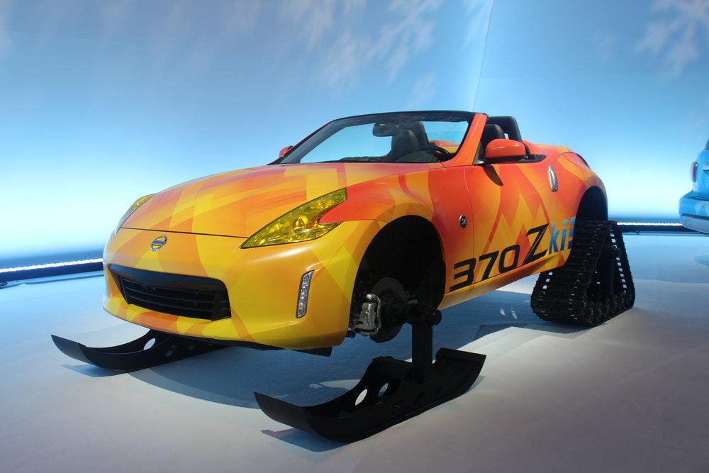 Nissan Snowcar