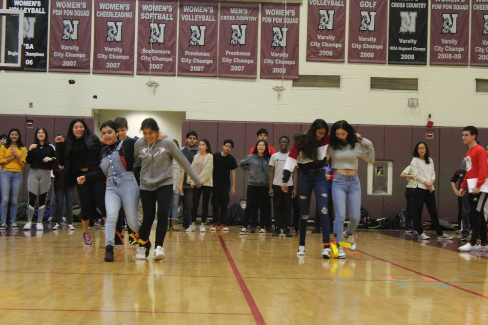 An exhilarating three legged race plays out between Advisories 206, 207, 208, and 209