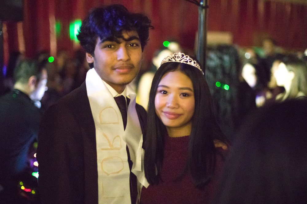 Anmol Singh (Adv. 202 ) and Ann Maxine De Guzman (Adv. 206) were crowned Lord and Lady