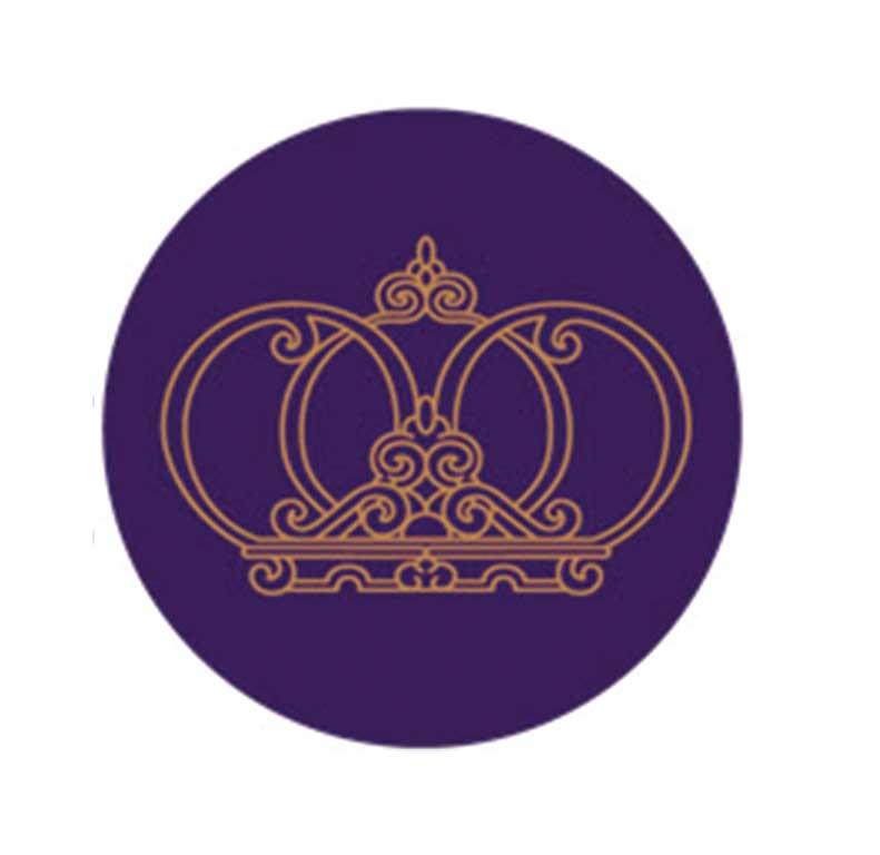 Crown logo before