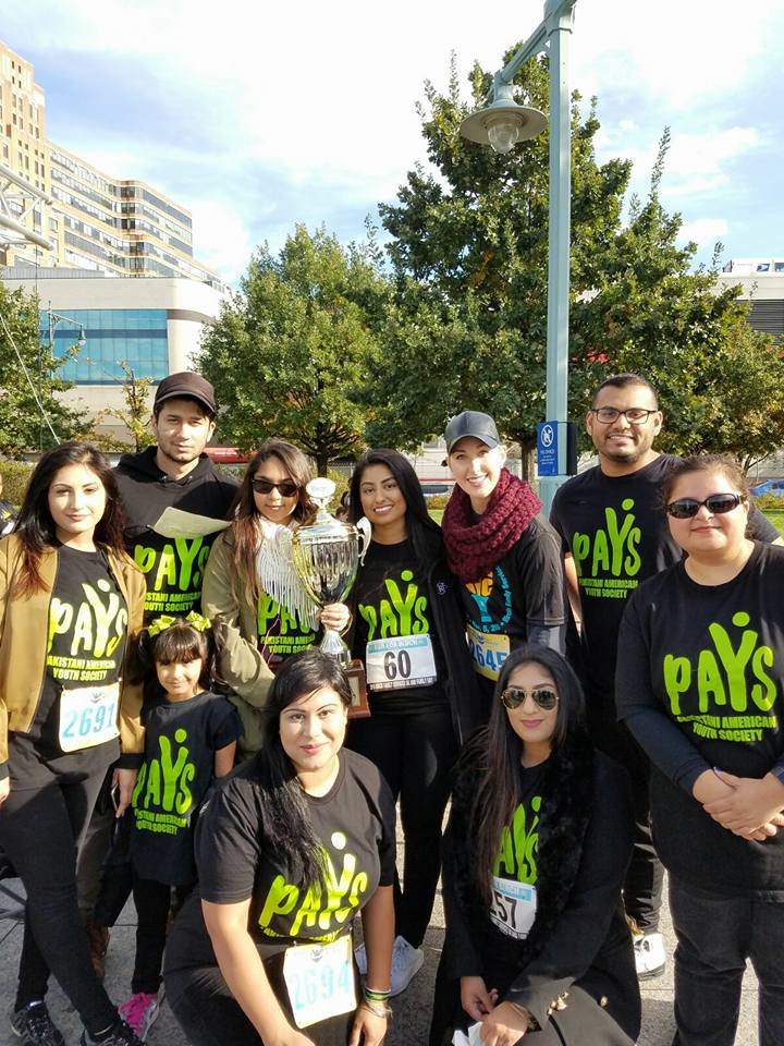 PAYS participates in Autism Speaks Awareness Walk - 11.15.16