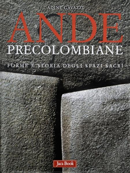 ANDE PRECOLOMBIANE.Portada y colaboración fotográfica.