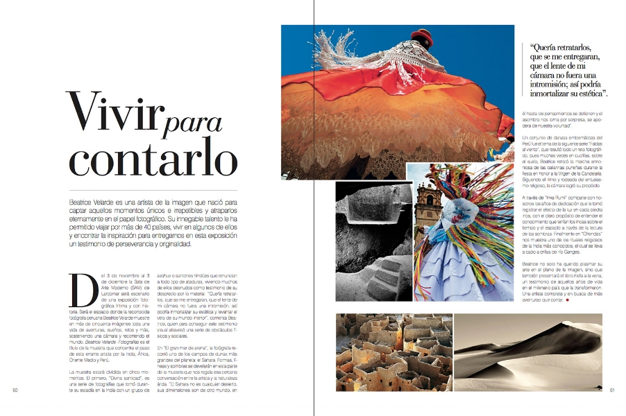 Revista Prestigia.