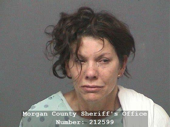 Jacquelyn Downey, 51 of Indianapolis, ISP Photo.