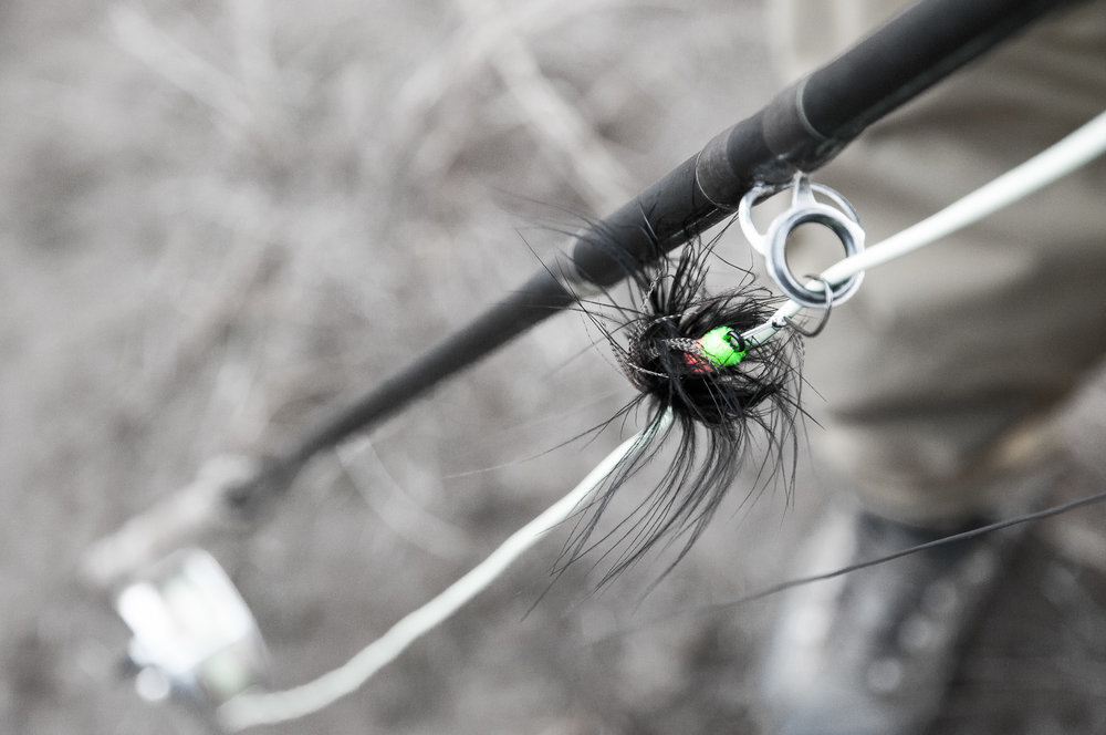 Fly deliver system, rigged and ready. Choosing the right tip for your spey setup is crucial to casting performance and is not quite as straight forward as it once was.