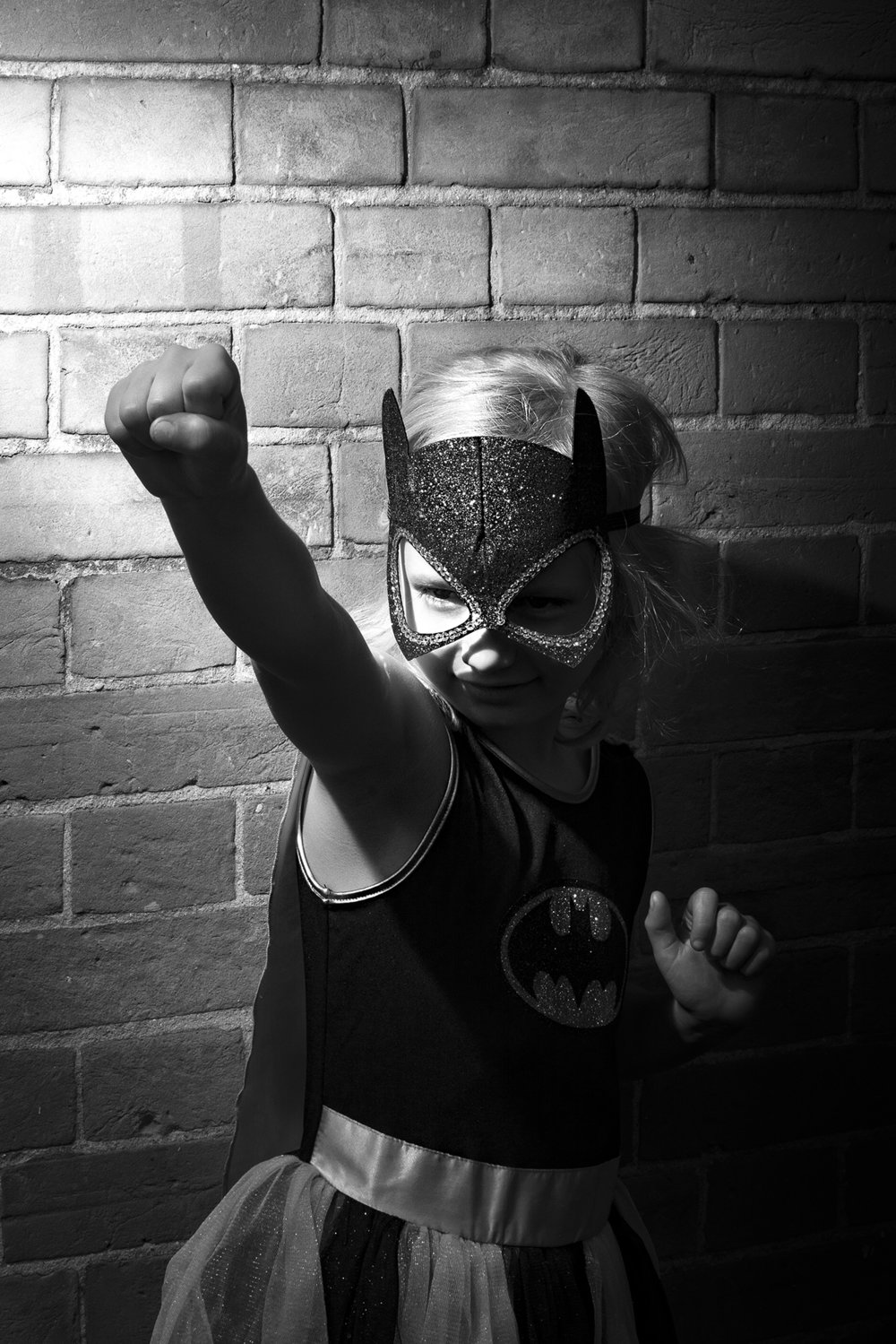 Bat Girl Pose BWs.jpg